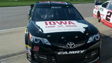 iowa chop house the iowa chop house teams with bk racing in advance of july grand opening