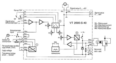 proportional diagram troubleshooting proportional lifiers valves