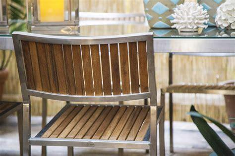 sedie in legno da esterno sedia da esterno doghe in legno confalone