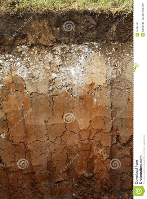 underground soil layers powerpoint template backgrounds underground soil layers stock photo image 26784580