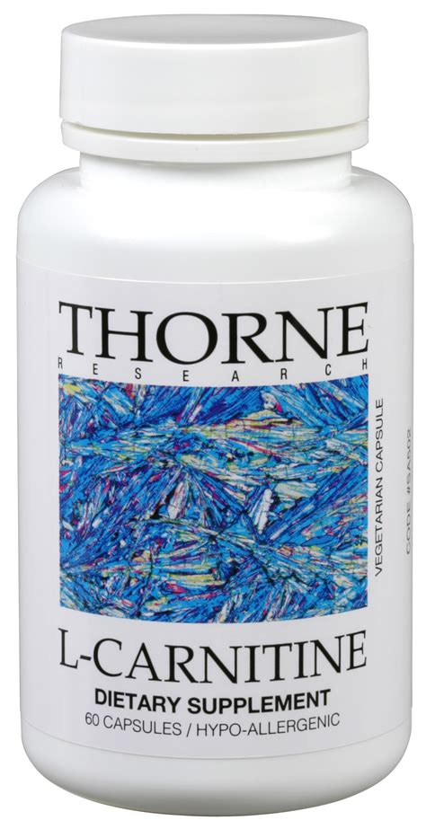 Carnitine Liver Detox by Thorne Research View All
