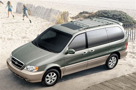 2004 Kia Sedona Review 2004 Kia Sedona Overview Cars