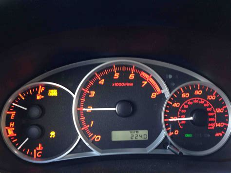 subaru warning lights cruise control flashing subaru check engine light cruise flashing