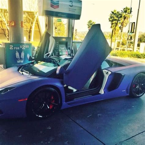 Tyga Lamborghini Is Tyga Rolling In A New Lamborghini Cars