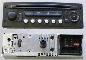 Radio Peugeot 207 Peugeot 207 Electrical System Radio