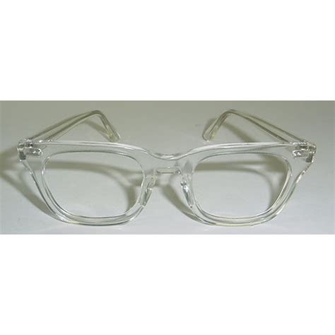 spectacle gles frames with clear gl