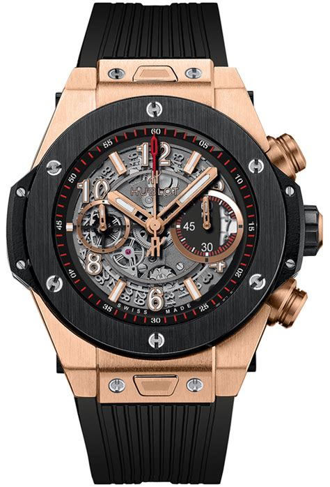 Www 411 Address 411 Om 1180 Rx Hublot Big Unico 45mm Mens