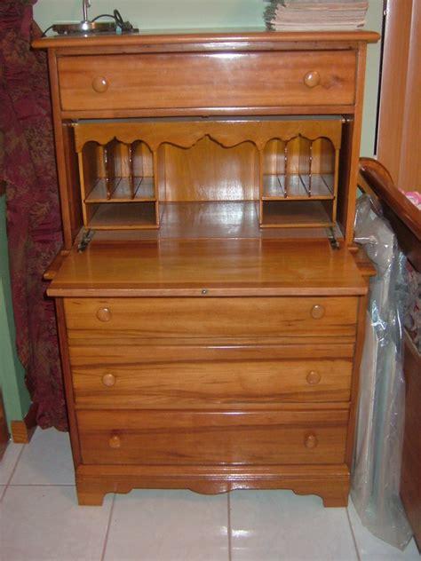 lenoir chair company drop leaf desk antique furniture