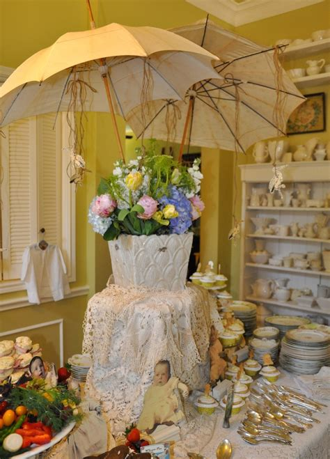 Vintage Baby Shower Umbrellas For Quot Shower Quot Baby Shower Baby Shower Umbrella Centerpieces