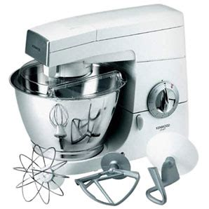 Kitchenaid or Kenwood   Miss Patisse
