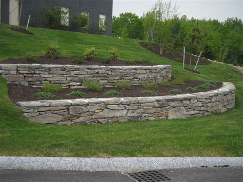 Landscape Wall Maineway Landscaping Walls