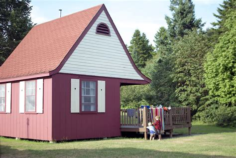 Fundy Park Cottages by A Trip To Fundy National Park In Photos