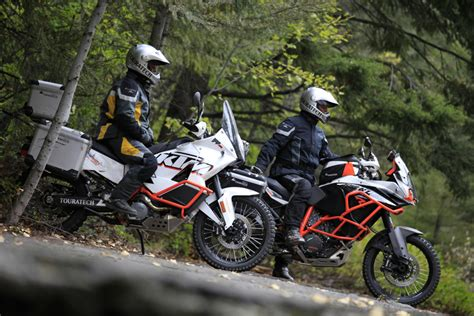 Ktm 990 Baja Edition Comparing Ktm S 1190 Adventure R And 990 Baja Edition