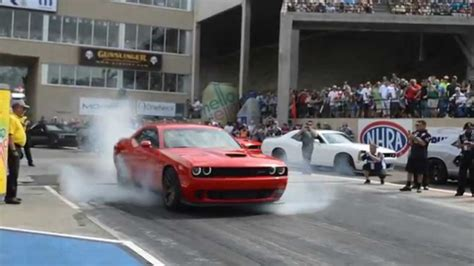 Richard Rawlings Dodge Truck by Richard Rawlings Takes His Dodge Hellcat For One Hell Of A