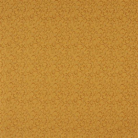 contract upholstery fabric e249 gold abstract scrolls residential contract upholstery