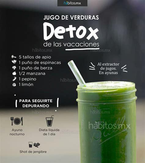 Jugos Detox Para El Colon by Jugo Verde Para Detox De H 225 Bitos Mx Juices Smoothies