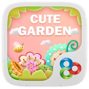 cute kawaii theme android apps on google play cute garden go launcher theme android apps on google play
