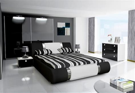 bedroom decoration black and white combination amazing black and white bedroom interior designs
