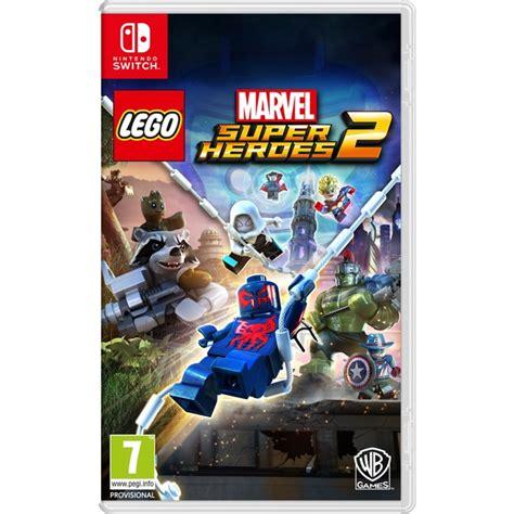 Lego Ninjago The Nintendo Swicht lego marvel heroes 2 nintendo switch nintendo switch uk