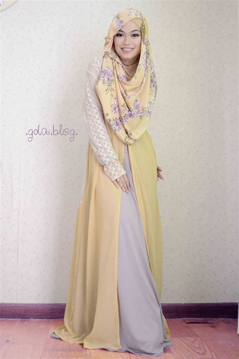 Fashion Wanita Dress Yellow Amiko blouse indonesia blouse with