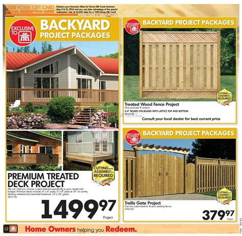 home hardware home hardware building centre bc flyer may 11 to 21