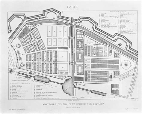 Floor Layout Plans histoire la villette
