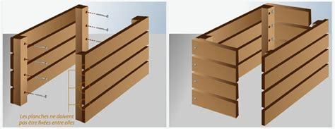 terrasse 4 lettres construire une jardini 232 re en bois jardinage