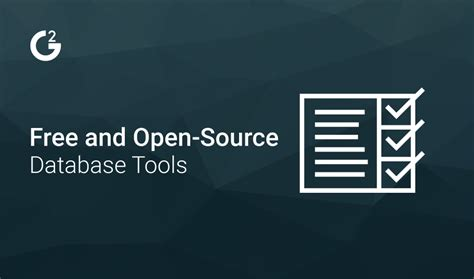 best open source database best free and open source database software