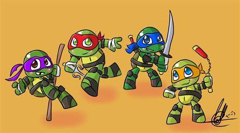 turtle on turtles mutant