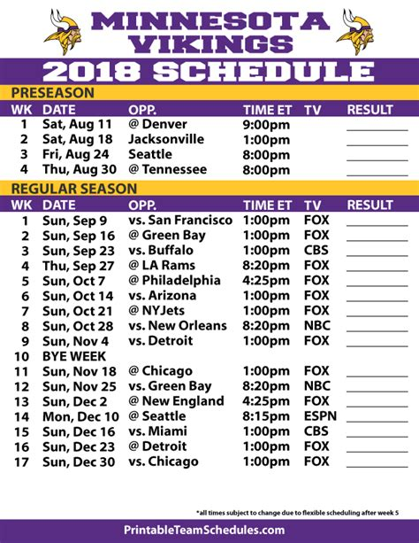 printable nfl team schedules 2014 nfl printable schedule 2014 2015 autos post