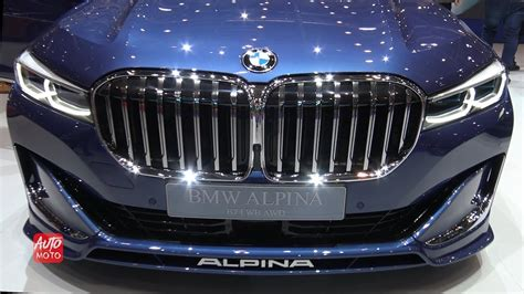 bmw alpina  exterior  interior walkaround
