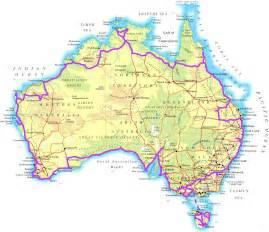 australia driving map maps everything but tortoises