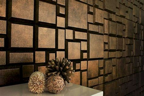 leather walls 10 wallpaper trends for 2016 ensoul interior