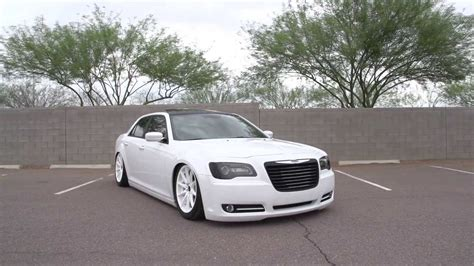 custom white chrysler 300 chrysler custom challenge finalist oriana chrysler 300