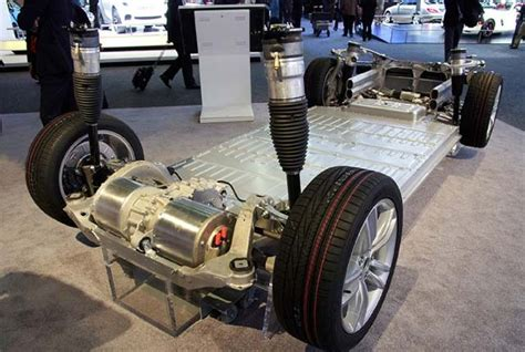 Tesla Chassis Welcome To The Future The Tesla Model S Used Limo And
