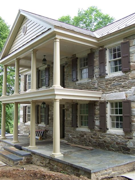 1850s house renovation in baltimore county md
