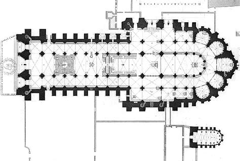 reims cathedral floor plan www quondam com 12 1290 htm
