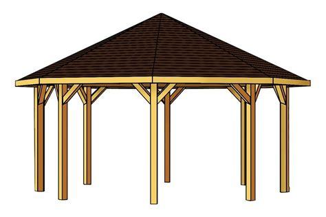 pavillon 3x3m holz gartenlaube 8eck pavillon leimholz sams gartenhaus shop