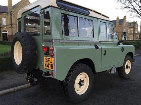 land rover safari for sale for sale land rover series 3 safari station wagon 7