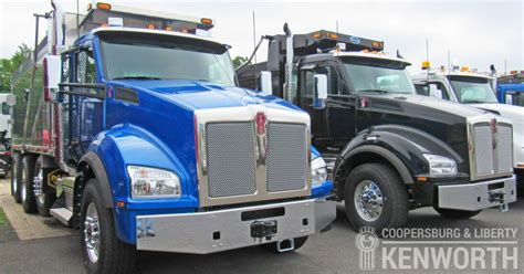 kenworth dealer nj kenworth dump trucks for sale in nj