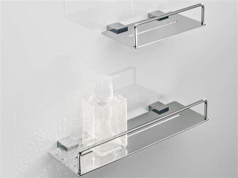 accessori doccia portasapone portasapone a muro in metallo per doccia da 20 35 by decor