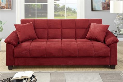 microfiber sofa beds microfiber storage futon sofa bed