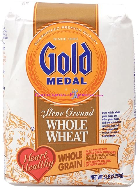 Shelf Whole Wheat Flour by Groceries Express Product Infomation For Gold Medal