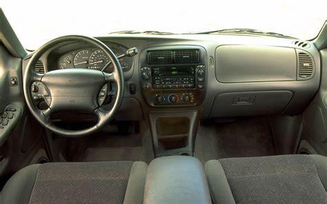 Explorer Interior by 2004 Ford Explorer Eddie Bauer Edition