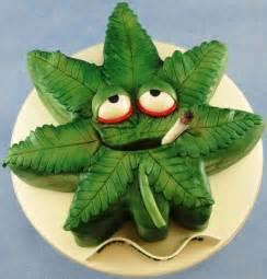 marihuana kuchen cake rad cakes