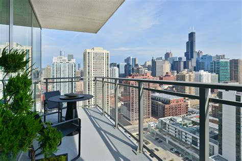 chicago appartment downtown chicago apartment design decoration