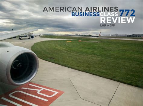 American Airlines Mba by Review American Airlines Business Class To New