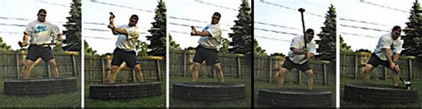 how to properly swing a sledgehammer sledgehammer gpp part 3