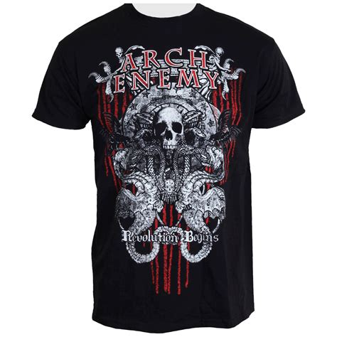 T Shirt Enemy backstreetmerch revolution arch enemy t shirt