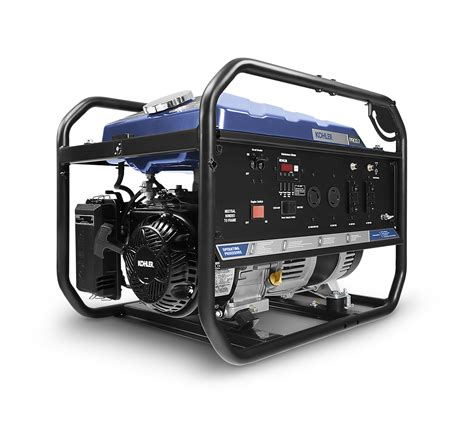 use backup generators to prepare for power